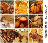 Christmas Cakes And Spices...