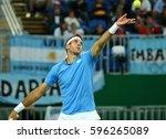 rio de janeiro  brazil   august ... | Shutterstock . vector #596265089
