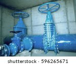 City Potable Water Pipeline In...