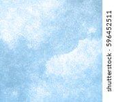 Blue Designed Grunge Texture....