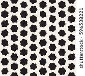 stylish doodle scattered shapes....   Shutterstock .eps vector #596538221