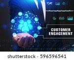 business  technology  internet... | Shutterstock . vector #596596541