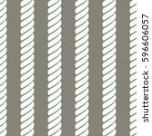raster seamless grey pattern... | Shutterstock . vector #596606057