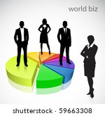 business concept | Shutterstock .eps vector #59663308