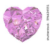 abstract vector background dot...   Shutterstock .eps vector #596634551