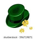 vector illustration for st.... | Shutterstock .eps vector #596719871