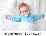Seven Month Old Baby Sleeping...