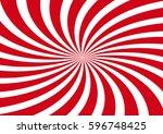 radial red  background.   Shutterstock . vector #596748425