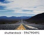 Straight Road Through Death...