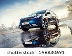 vinnitsa  ukraine   february 19 ... | Shutterstock . vector #596830691