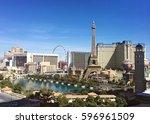 las vegas  nevada   march 8... | Shutterstock . vector #596961509