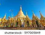 The Shwedagon Pagoda Is One Of...
