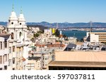 san francisco  usa   september... | Shutterstock . vector #597037811