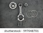 removing the inspection engine | Shutterstock . vector #597048701