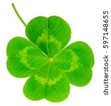 St. Patrick's Day Symbol. Luck...