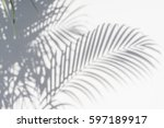 abstract background of shadows... | Shutterstock . vector #597189917