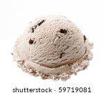 Scoop Of Cookies Ice Cream...