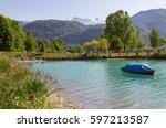 Lake Lungern At Brunigpass ...