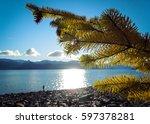 Lake Hawea On An Autumn Day....