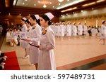 bangkok  thailand   may 19 ... | Shutterstock . vector #597489731