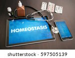homeostasis  gastrointestinal... | Shutterstock . vector #597505139