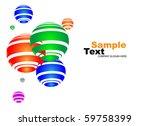 vector illustration. business...   Shutterstock .eps vector #59758399