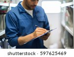 car service  repair ...   Shutterstock . vector #597625469