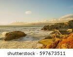 North Pacific Ocean Sutro Bath...