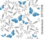 vector. seamless texture in... | Shutterstock .eps vector #59772598