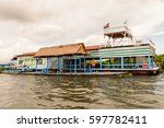 lake tonle sap  combodia   sep... | Shutterstock . vector #597782411