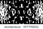 grunge black and white urban... | Shutterstock .eps vector #597793031