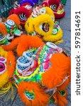 ho chi minh city  vietnam  ... | Shutterstock . vector #597814691