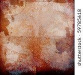 grunge background | Shutterstock . vector #59785618