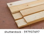 Small photo of Assembling furniture, wooden rabbet joint
