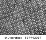 Texture Matel Plate Black And...