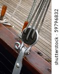 Boat Equipment Details  Pulley...