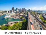 sydney  australia   december 29 ... | Shutterstock . vector #597976391