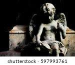 Beautiful Dark Angel Child...