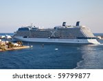 port everglades  ft. lauderdale ... | Shutterstock . vector #59799877