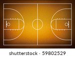 illustration of basketball... | Shutterstock . vector #59802529