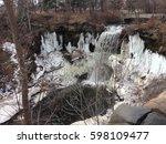 minehaha falls  minnesota   Shutterstock . vector #598109477