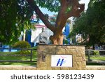 Small photo of TRIVANDRUM, KERALA, INDIA, MARCH 10, 2017: HLL Lifecare Limited - Hindustan Latex. Headquarters of the famous healthcare products manufacturing company based in Thiruvananthapuram