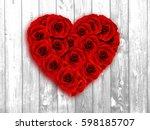 Heart  Rose Heart  Love  Gift   ...