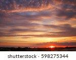 Beautiful Sky During Sunrise....