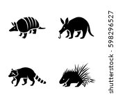 Mammals Vector Icons