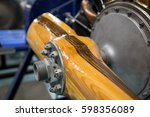 Small photo of Wooden Airplane Propeller