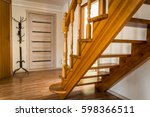 Steps Wooden Interior Stairs O...