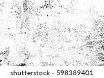 black grunge texture background.... | Shutterstock . vector #598389401