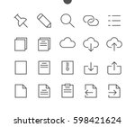 file ui pixel perfect well...