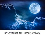 Super Moon. Attractive Photo O...